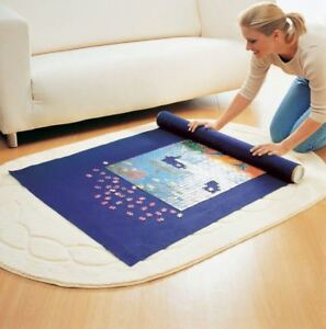 giant puzzle roll up mat jigsaw jumbo large 3000 pieces fun game