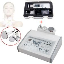 Ultrasound Ultrasonic Anti Aging Beauty Facial +HO-Galvanic Microcurrent Machine