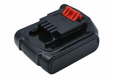 14.4V Battery for Black & Decker ASL148K ASL148KB LBXR16 BL1114 Premium Cell