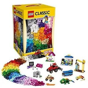 LEGO-10697-CLASSIC-CREATIVE-XXL-LARGE-BOX-1500-Pieces-Bulk-39-Colours-RETIRED