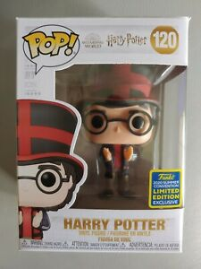 Funko Pop! Harry Potter at World Cup #120 2020 SDCC Exclusive