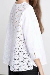 LiuJo-Fashion-Camicia-tg-40-Donna-Col-Bianco-Occasione-44