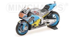 Minichamps 122171153 Honda RC213V estrella galiicia Tito Rabat escala 1 12 Nuevo