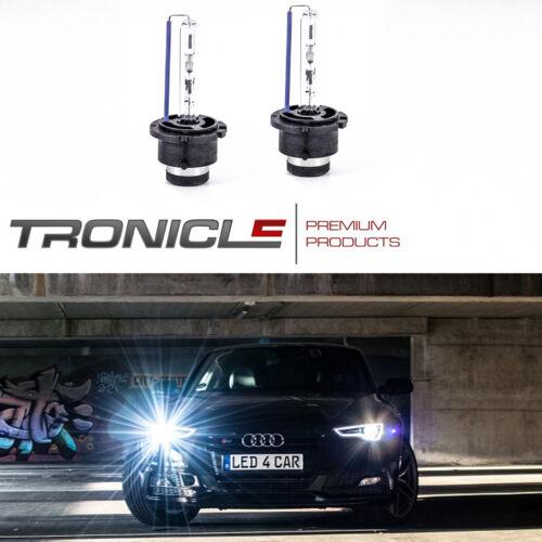 Set D2S Xenon Birne 2 x Xenon Brenner D2S AUDI S3 8L 8000K Set von Tronicle®