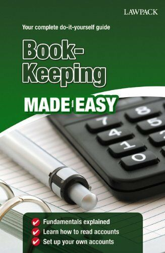 (Very Good)1907765212 Book-Keeping Made Easy,Hugh Williams, Roy Hedges,Paperback