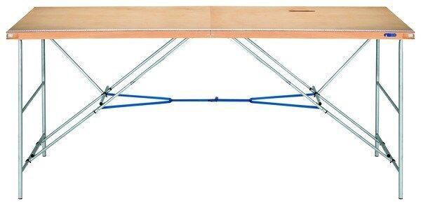 Storch Profi-Tapeziertisch 80 x 200 cm -extra breit- 550780