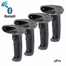 Lot Portable Bluetooth Wireless Laser Usb Barcode Scanner Scan Gun Label Reader