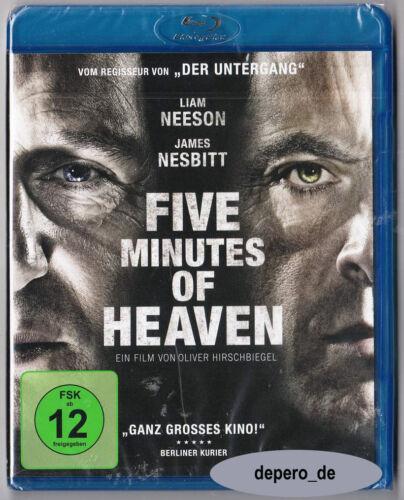 """1 von 1 - """"FIVE MINUTES OF HEAVEN"""" - Thriller mit Liam Neeson und James Nesbitt - BLU RAY"""