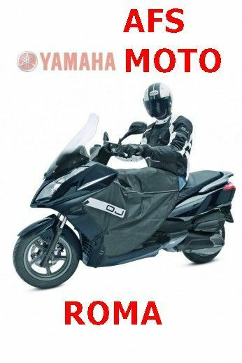 COPRIGAMBE TERMOSCUDO OJ G YAMAHA TMAX 500 ANNO 2005+PELLICCIA TERMICA+PILE