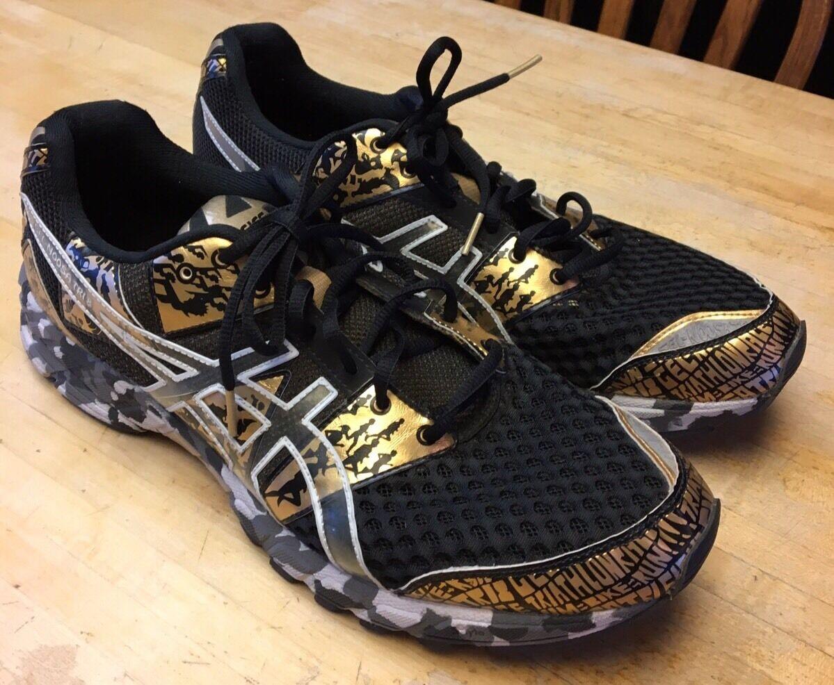 Mens Asics Gel Noosa Tri 8 GR Running Shoes T3S3N Size 12