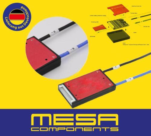 15S BMS 100A 200A Li-Ione Protection Board Balance PCB PCM 3.7V 63V 55.5V