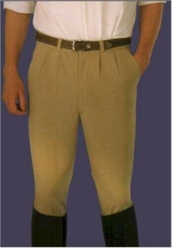 Gorringe para hombre plisada calzones.