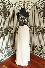 S174 SOPHIA TOLLI BY11335 SZ 14  PINK BLACK SZ 14 $204 BRIDESMAID FORMAL GOWN