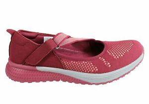 NEW-SCHOLL-ORTHAHEEL-ESSEX-WOMENS-SUPPORTIVE-COMFY-MARY-JANE-CASUAL-SHOES