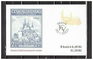 S30647) Czech Rep. MNH 2003 Traditions Booklet