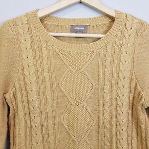 SUSSAN-Womens-L-S-Knit-Jumper-Top-Size-XXS-or-AU-8
