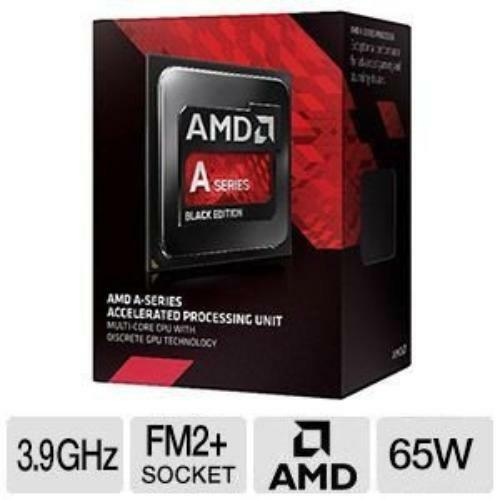 Amd A6-7400k Dual-core [2 Core] 3.50 Ghz Processor - Socket Fm2+retail Pack - 1