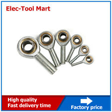 1Pcs POS6 6mm Oscillating Rose Joint Male Rod End Bearing M6 Right Hand Thread