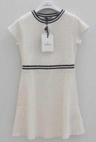Tg 15 New Moncler 10 8 ans vêtements de Robe Original ans Girl awvvPR5q