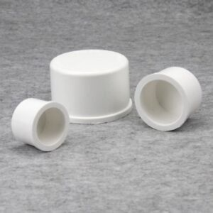 Details about PVC Water Pipe Fitting Pipe End Cap Inner Dia  20/25/32/40/50mm Inside Depth Sl B