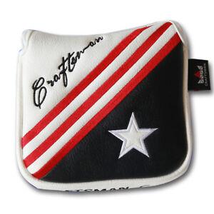 USA-magnetique-Maillet-Putter-Couverture-un-Couvre-bois-pour-Odyssey-Scotty-Cameron-Futura-X