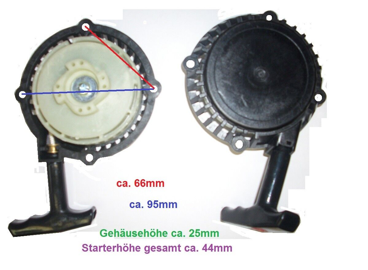 Starter Makita EC 04 , Y SIMILAR SIMILAR SIMILAR Arranque Retráctil Cable Sistema De Arranque bfdce6
