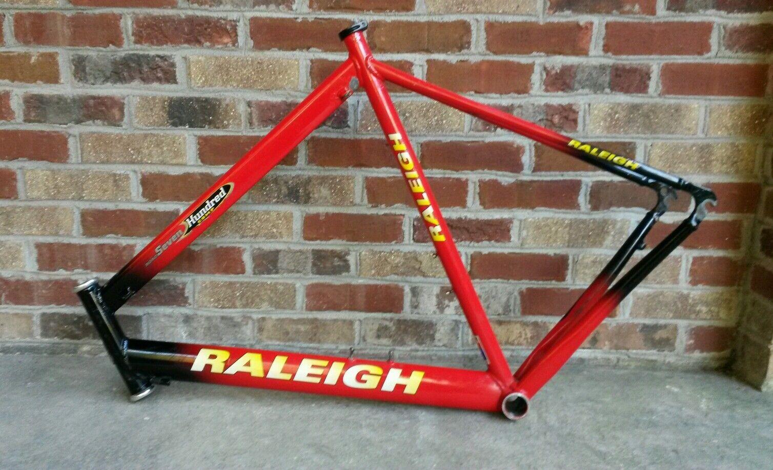 Raleigh 64cm Zeven Honderd Comp R-700 Frame Lichtgewicht Aluminum Road Racing