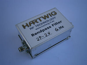 Details about Bandpass Filter for 144 MHz, 430 MHz or 2 4 GHz,  transverter,Low noise preamp