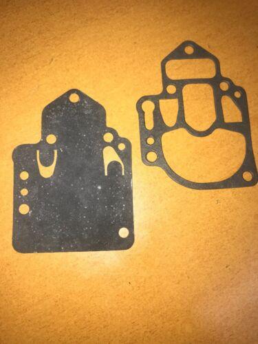 Fuel Pump Gasket /& Diaphragm Mercury Mariner 18HP 20HP 25HP 2-Stroke Outboard
