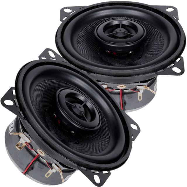Audio System MXC 100 EVO 10cm 2 Wege Koax Lautsprecher Paar 100mm Coax Speaker