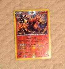 Pokemon Card Magmortar 11/111 Furious Fists Rare Non Holo M/NM Condition