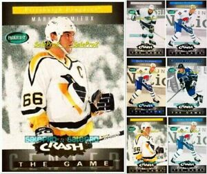 100-PARKHURST-1994-CRASH-THE-GAME-RED-BLUE-GOLD-LOT-U-PICK-ANY-FROM-LIST