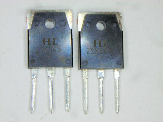 """2SK2723 /""""Original/"""" NEC  MOSFET Transistor  2 pcs"""