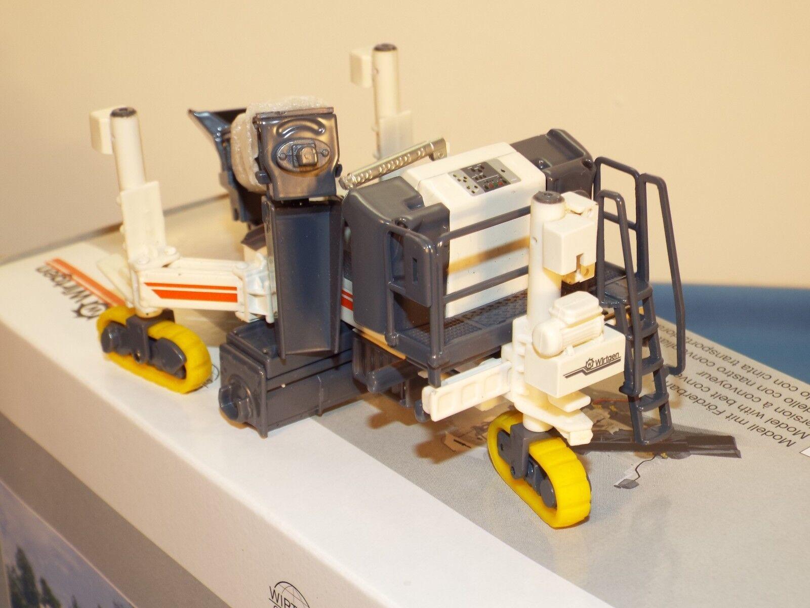 NZG Nº 807 est le modèle de la vis d'alimentation glissant pave NEUF