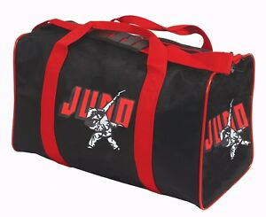 Judo Bag Holdall Duffle Kids Adult Martial Arts Judo Training Kit ... 22e25d062db3a