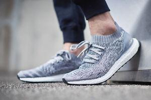 Adidas Boost Uncaged Grey