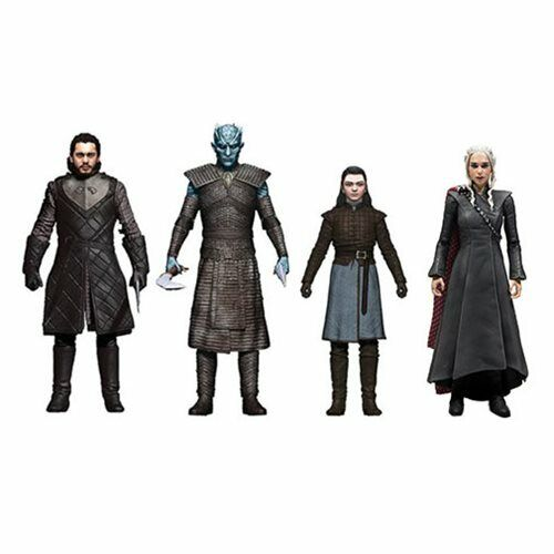 """McFarlane Toys Game of Thrones 6/"""" articulés Action figures ** votre choix **"""
