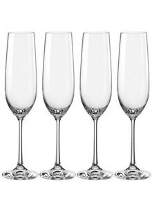 Crystalite-Bohemia-champagne-flute-glasses-4pc-set-250ml-crazy-sale