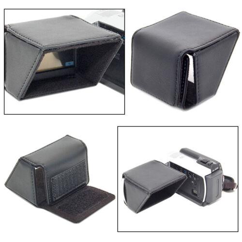 "3/"" pantalla LCD pantalla campana para Videocámara Canon Nikon Sony"