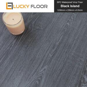 Financial-Year-Sales-6-5mm-SPC-Vinyl-Flooring-Black-Island-Waterproof-Floors