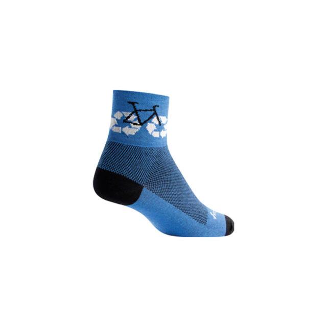 Blue LG//XL SockGuy Classic Infinite Sock