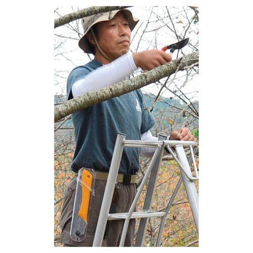 SILKY GOMBOY Curve Medium teeth 210 mm 460-21 Hand Saw Folding Japan NEW