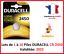 miniatuur 16 - Piles CR-2032  DURACELL / Autre modèle: CR-1220-1616-1620-2016-2025-2430-2450