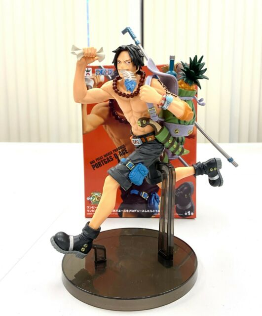 Portgas D Ace One Piece WCF NEW KG08 Banpresto Bandai Mini Figure Anime NIB