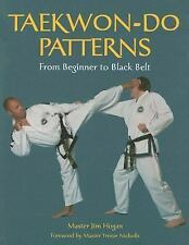 Taekwon-Do Patterns: From Beginner to Black Belt-ExLibrary