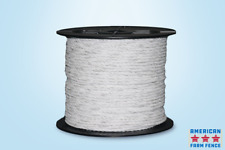 Electric Fence Poly Rope 14 X 660
