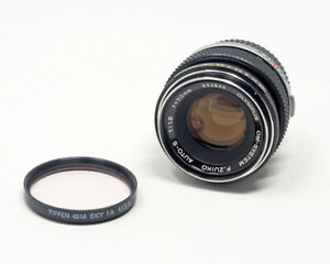 Olympus-F-Zuiko-Auto-S-50mm-F1-8-Manual-Focus-Lens-693844-TESTED