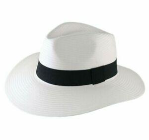 Sombrero-Panama-Paja-Ancho-Ala-Hombre-o-Mujer-Clasico-Panasoft-Traveller