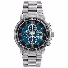 Citizen Eco-Drive Men's CA0500-51L Nighthawk Chronograph Titanium 42mm Watch