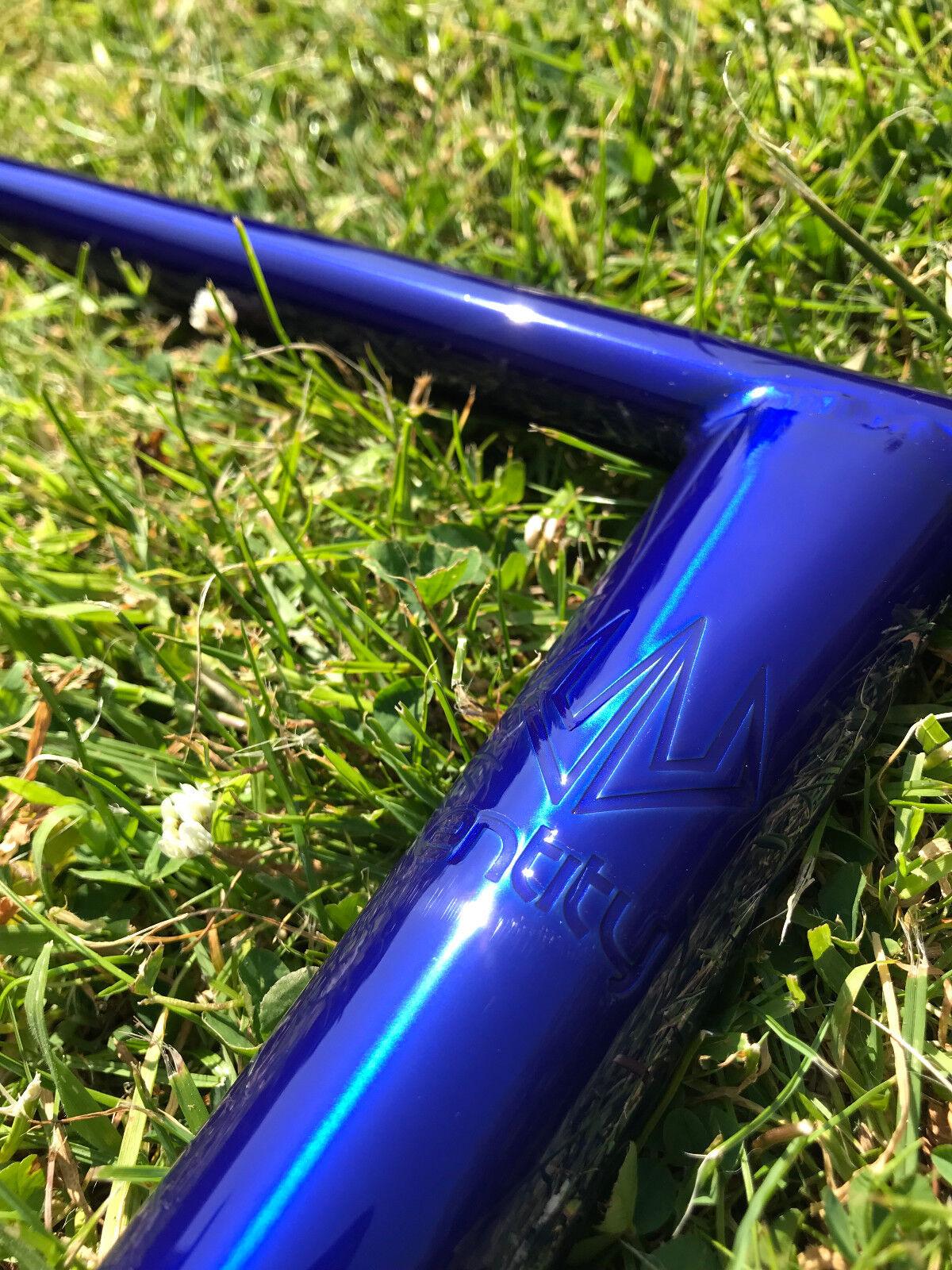 Entity Pro Titanium Origin Candy bluee Bar